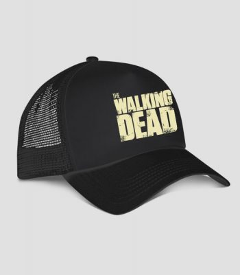 Gorra Walking Dead Negra