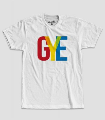 Camiseta GYE Color