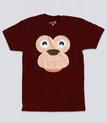 Camiseta Peques Monito