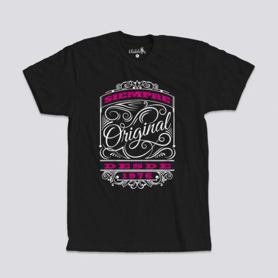 Camiseta Siempre Original