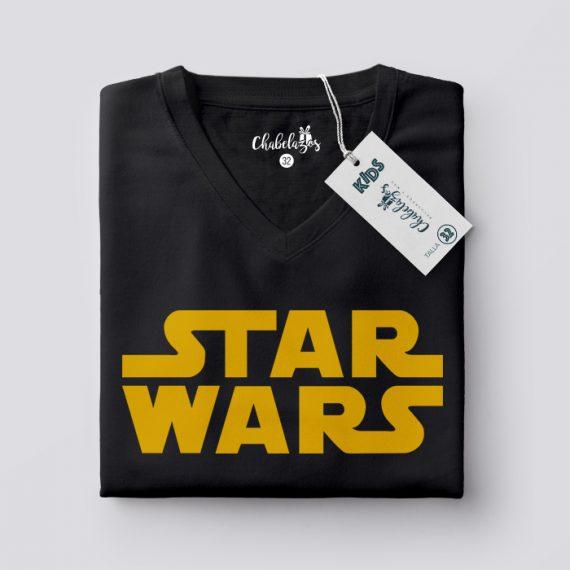 Camiseta Star Wars doblada V